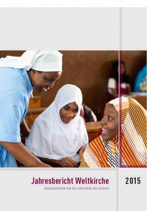 Jahresbericht Weltkirche 2015