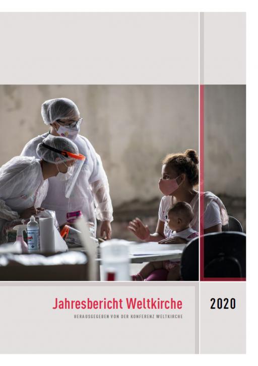 Jahresbericht Weltkirche 2020