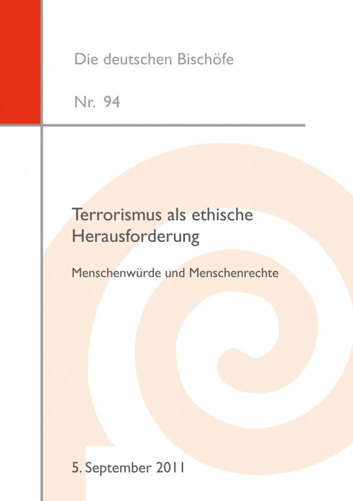 Terrorismus als ethische Herausforderung