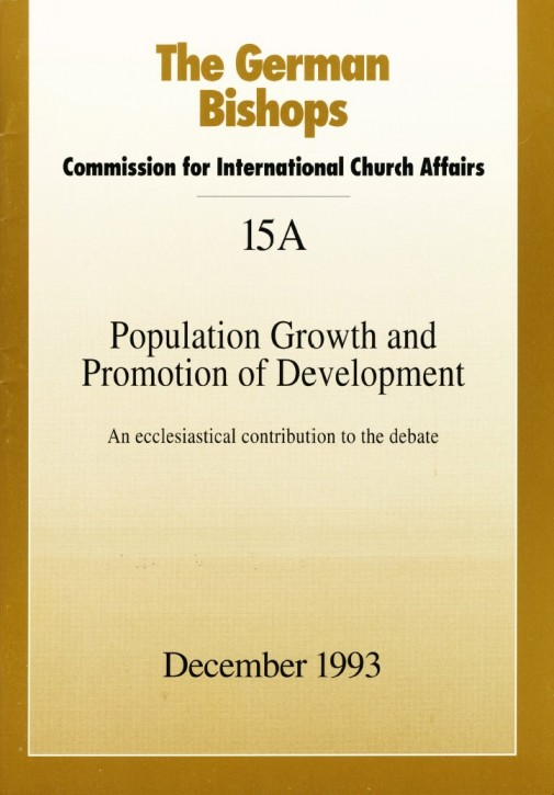 Population Growth and Promotion of Development