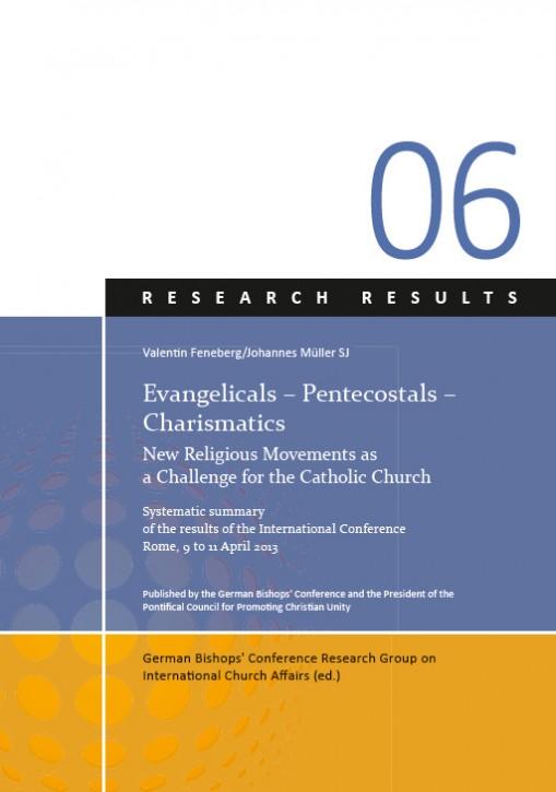 Evangelicals – Pentecostals – Charismatics