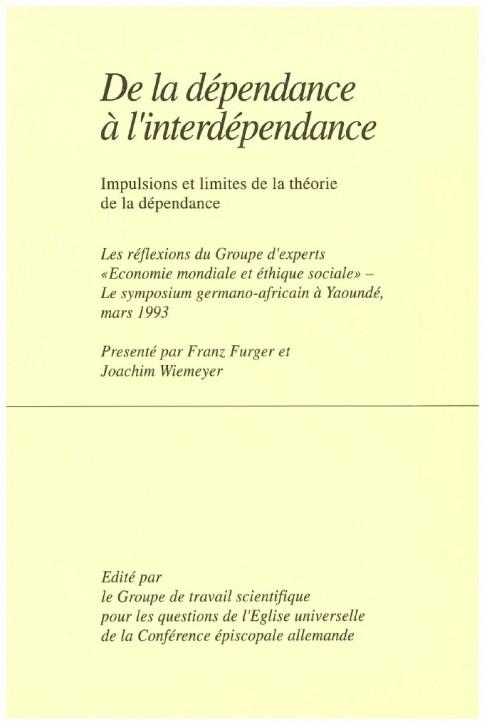 De la dépendance à l'interdépendance