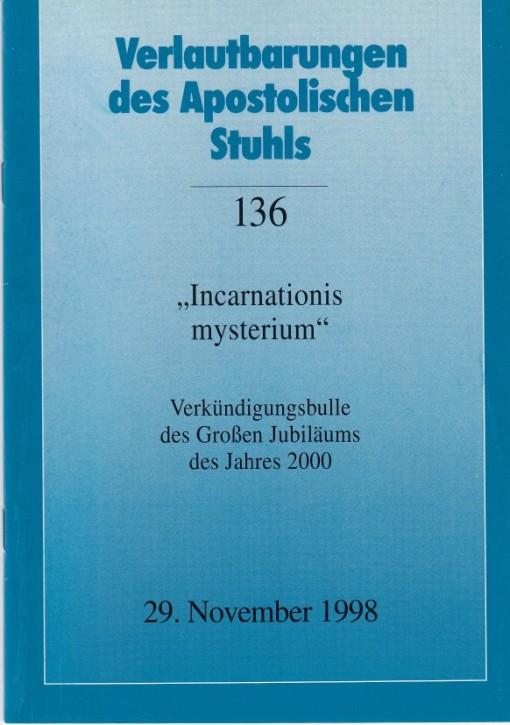 Incarnationis mysterium