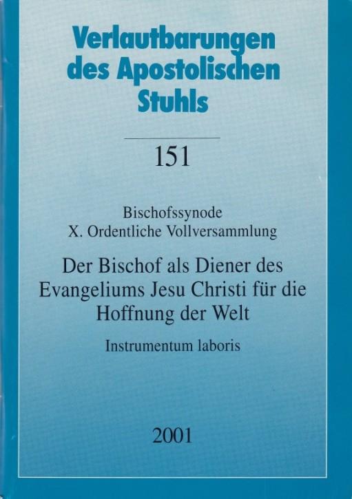 Der Bischof als Diener des Evangeliums