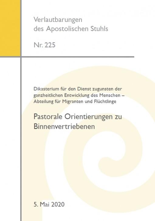 Pastorale Orientierungen zu Binnenvertriebenen
