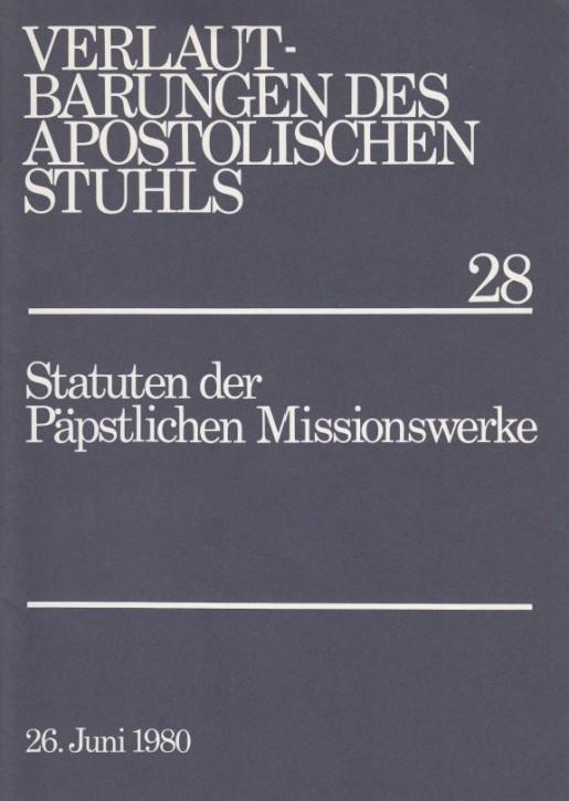 Päpstliche Missionswerke