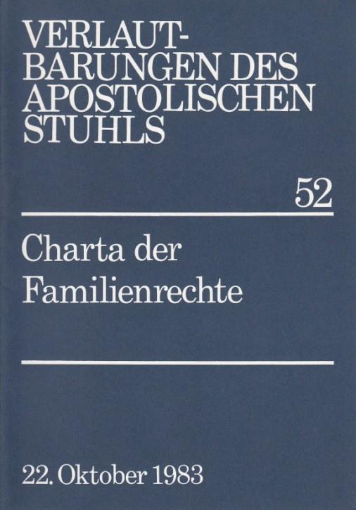 Charta der Familienrechte