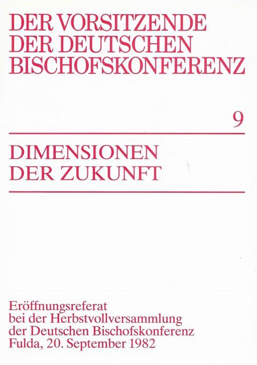 Dimensionen der Zukunft