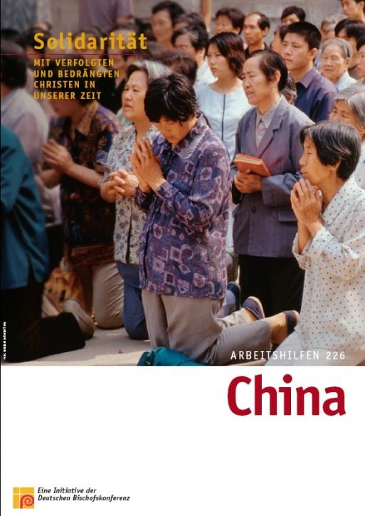 Solidarität mit verfolgten und bedrängten Christen: China