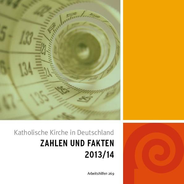 Katholische Kirche in Deutschland: Zahlen und Fakten 2013/14