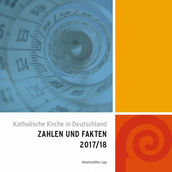 Katholische Kirche in Deutschland: Zahlen und Fakten 2017/18. Bonn, 2018.