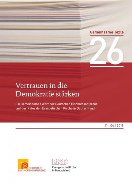 Vertrauen in die Demokratie stärken