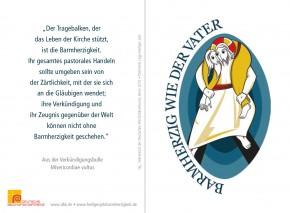 Gebetszettel zum Heiligen Jahr der Barmherzigkeit