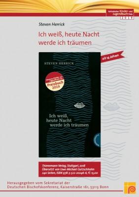 Plakat zum Katholischen Kinder- und Jugendbuchpreis 2019