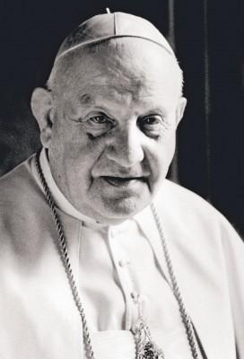 Gebetszettel zur Heiligsprechung von Papst Johannes XXIII.