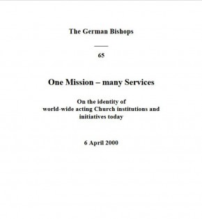 One Mission - many Services