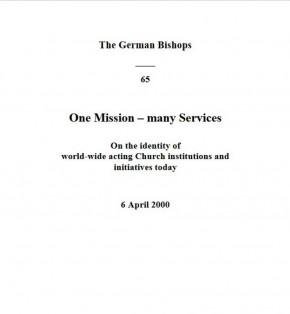 Une mission en de nombreux services variés