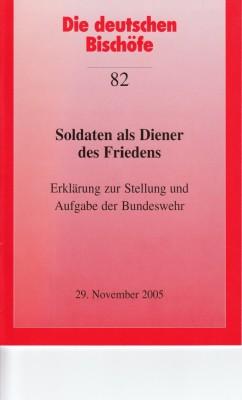 Soldaten als Diener des Friedens