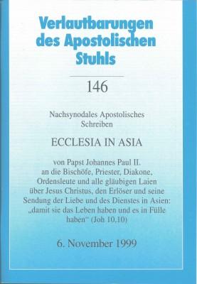 Papst Johannes Paul II.: ECCLESIA IN ASIA