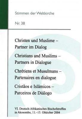 Christen und Muslime: Partner im Dialog