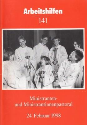 Ministranten- und Ministrantinnenpastoral