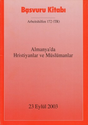 Almanya´da Hristiyanlar ve Müslümanlar, türkisch