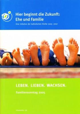 Familiensonntag 2005