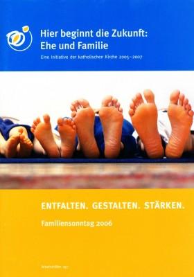 Familiensonntag 2006