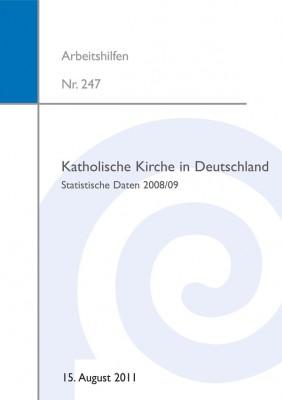 Katholische Kirche in Deutschland - Statistische Daten 2008/09