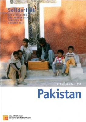 Solidarität mit verfolgten und bedrängten Christen. Pakistan