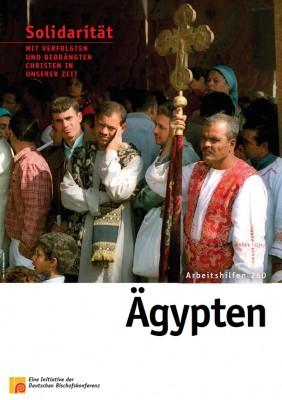 Solidarität mit verfolgten und bedrängten Christen. Ägypten.