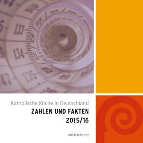 Katholische Kirche in Deutschland: Zahlen und Fakten 2015/16. Bonn, 2016.