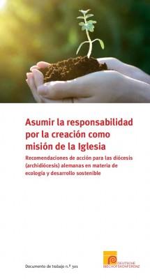 Asumir la responsabilidad por la creación como misión de la Iglesia