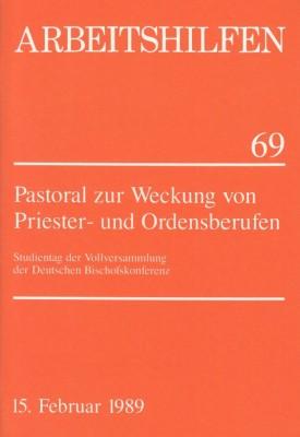 Pastoral zur Weckung von Priester- und Ordensberufen