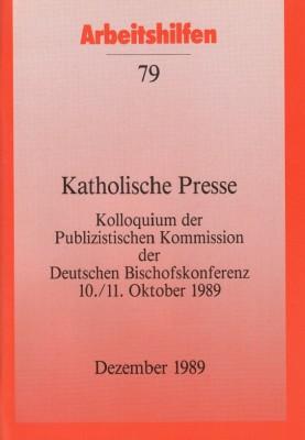 Katholische Presse 1989