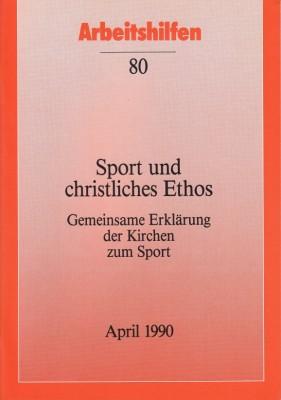 Sport und christliches Ethos