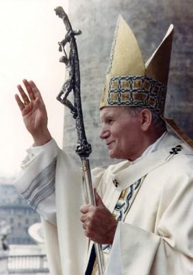 Gedenken zum 100. Geburtstag von Papst Johannes Paul II. (18. Mai 2020)