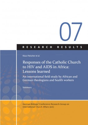 Responses of the Catholic Church to HIV and AIDS in Africa: Lessons Learned