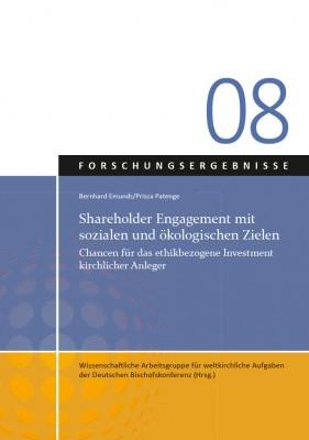 Shareholder Engagement mit sozialen und ökologischen Zielen